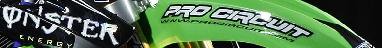 Pro Circuit Suspension Parts