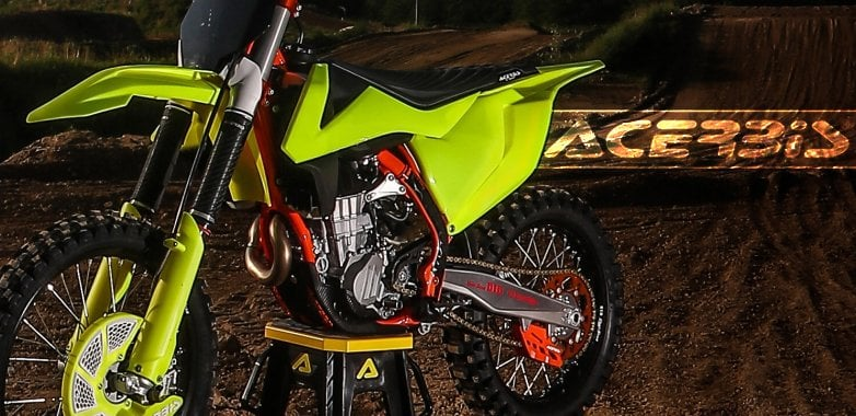 ACERBIS | Exclusive Colours Available Online Now!