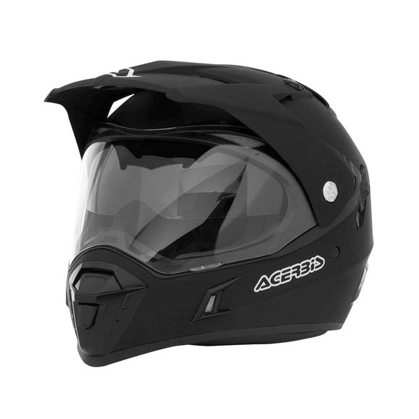 acerbis active dual sport enduro motocross stra en helm. Black Bedroom Furniture Sets. Home Design Ideas