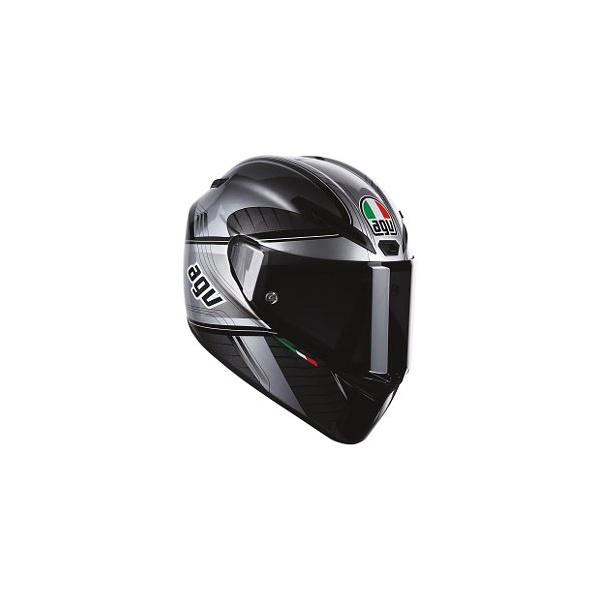 AGV GT Veloce Solid Helmet Matte Grey ML 6211O4F000308