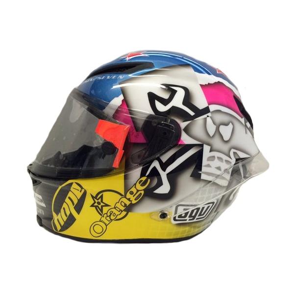AGV K5-S Guy Martin motorcycle helmet review - SBS Mag