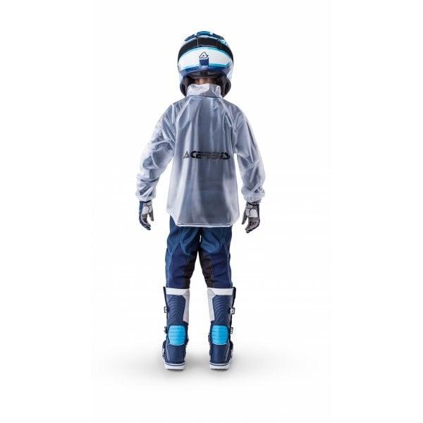 Kids Motorcycle Jacket Childrens Youth Motocross Motorbike Waterproof Jacket