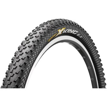 Continental X King RS 26 x 2.4 inch Tyre black folding