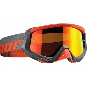 Thor Adults Sniper Warship Tear Off Motocross Goggles