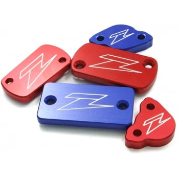 DRC Brake Reservoir Cover YZ Rear Blue