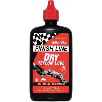 Finish Line Teflon Plus Dry Cycle Chain Lube