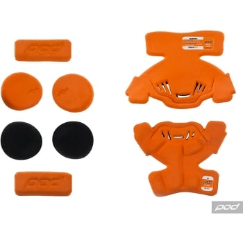 POD Active K1 Youth Motocross Pad Set For K1 Knee Braces