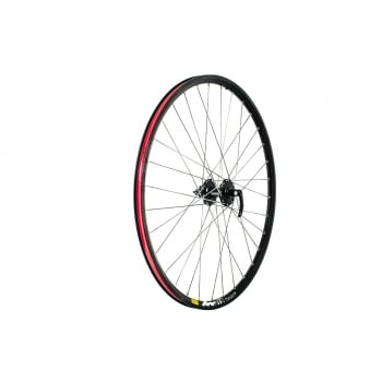 "Raleigh 27.5"" 650B Pro Build Front Wheel Q/r"
