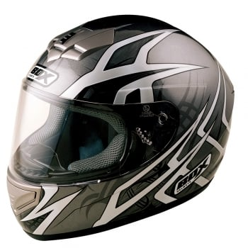 BOX BX-1 Web MC-5 Helmet - Black
