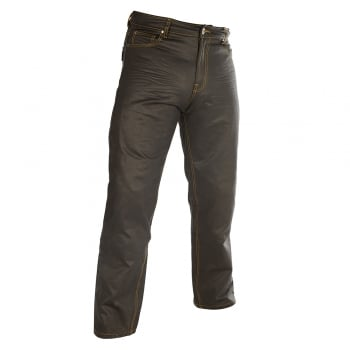 "Oxford Aramid SP-J7 Wax Jeans - Black - (Short Leg 29"")"