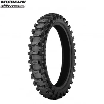 Michelin Rear Tyre MS3 (MX Med/Soft Terr) Size 90/100-16