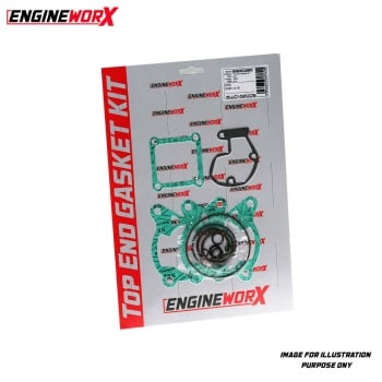 Engineworx Top Gasket Kit - Honda CR500 89-01