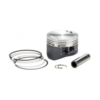 Vertex Kawasaki KXF250 13,9:1 250cc 2008-09 Pro High Compression Piston Kit 23458B 76.96mm