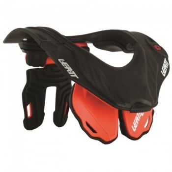 Leatt GPX 5.5 Junior Kids Neck Brace - Orange