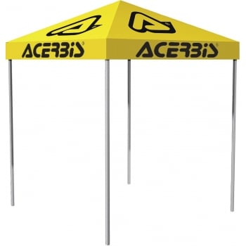 Acerbis Factory Team Race Gazebo Tent - 3 x 3 Metres