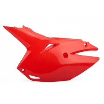 Polisport AIRBOX COVER AND SIDE PANELS HONDA CRF250R 14-17, CRF450R 13-16 RED