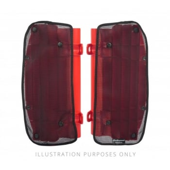 Polisport Mesh Covers For Rad Louvres - Beta 250-300RR, 350-498RR 2013-19