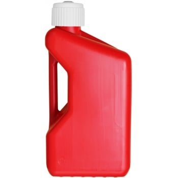 Tuff Jug 20 Litre Fuel Can With Standard Cap - Red