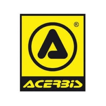 Acerbis 0010286 Radiator Scoops To Fit Suzuki RM-Z 250 07/09 Colour: YELLOW