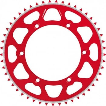 Talon Rear Trials Sprocket - Montesa Cota 314 R 94-96, 315 R 97-04 - 41T - Red