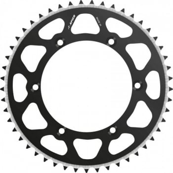 Talon Rear Sprocket To Fit KTM 50 14-17 43T BLACK