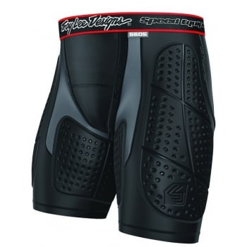 Troy Lee Adults Shock Doctor LPS5605 Padded Armour Shorts