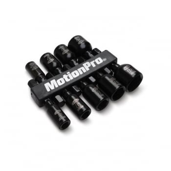 Motion Pro Magnetic Hex-Drive Socket Set For MP Bit Drivers (UTL0557 & UTL0556)
