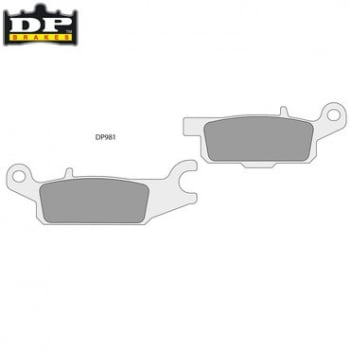 DP Off-Road/ATV (Compound) Brake Pads - DP981