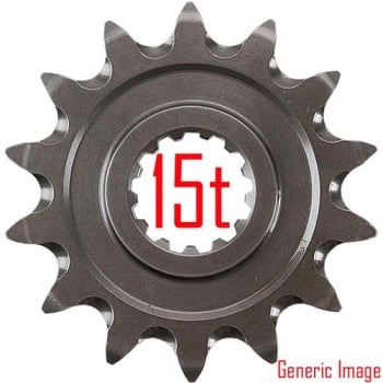 Renthal Front Sprocket To Fit Yamaha YZ 250/ KX 250 Up To 1998 - 15T