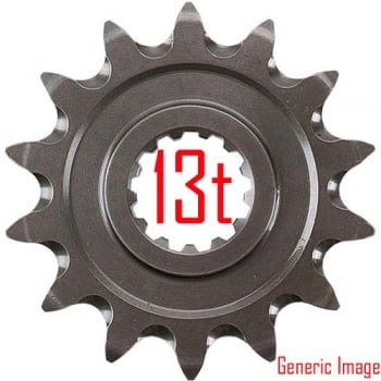 Renthal Front Sprocket To Fit Suzuki RM80/85 1983-ON, YZ80/85 1981-01 - 13T