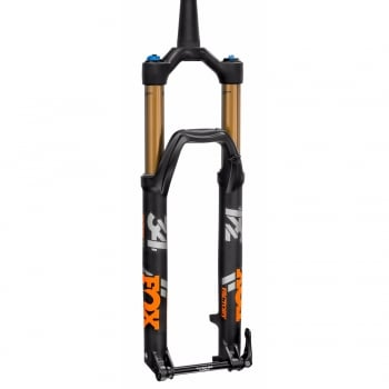 Fox Suspension 34 Float Factory E-Bike Fit4 QR Tapered Fork 2018 - Black - 29 / 120mm / 15QR x 110mm / 51mm Rake