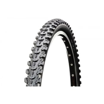 Raleigh Eiger Red Stripe Tyre - 26 x 1.95""