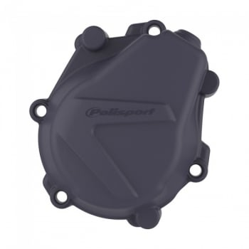 Polisport Ignition Cover Protector To Fit KTM/HUSKY SXF450 16-18, FC/FX450 16-18 Blue