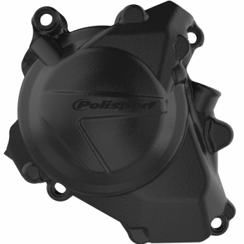 Polisport Ignition Cover Protector - Honda CRF450R/RX 2017-18 - Black