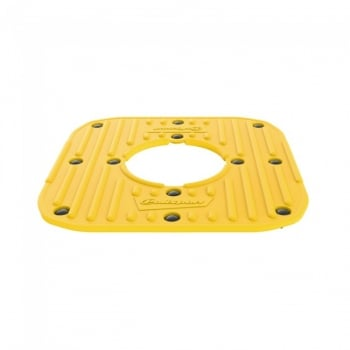 Polisport Bike Stand Basic Replacement Rubber Top - Yellow