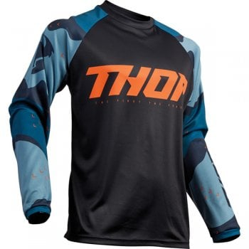 Thor Adults 2019 Sector Camo Jersey