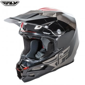 Fly Racing Adults F2 Carbon Pure Helmet
