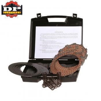 DP Clutches Complete Clutch Kit Including Fibres/ Steels/ Springs - KTM EXC450 10-11 EXC530 10-11