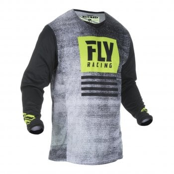 Fly Racing 2019 Adults Kinetic Jersey - Noiz