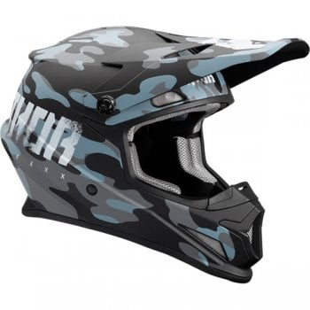 Thor Adults 2019 Sector Covert Camo Helmet