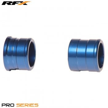 RaceFX Pro Wheel Spacers Front (Blue) Yamaha YZ125/250 02-07 YZF250 02-06 YZ450F 02-07