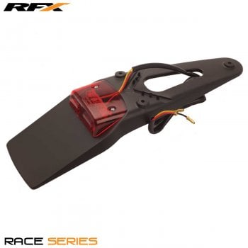RaceFX Universal Rear LED 3-Way Stop And Tail Light Unit
