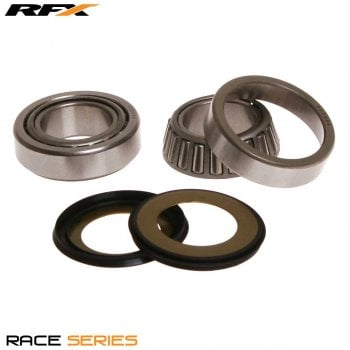 RaceFX Race Steering Bearing Kit - Yamaha YZ80 93-01 YZ85 02>On XT250 08-13 TY350 85-86