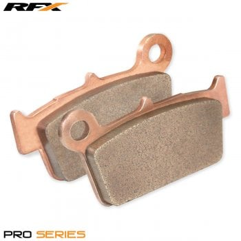 RaceFX Pro Series Front & Rear Pads - KTM LC50/ SX50 04-17, Rear On KTM 65 04-08