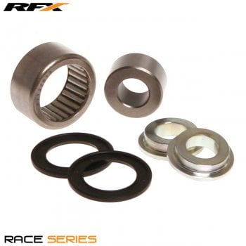RaceFX Race Shock Bearing Kit Lower - Suzuki RM85 05>On RMZ250 07-09 RMZ450 05-09 LT-Z400 03-12 LT-R450 06-11