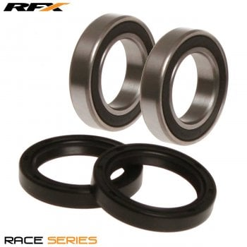 RaceFX Wheel Bearing Kit - Rear - Honda CRF230L 2008-09, CRF250L 2013-14, XR125L 2004-11, XR250/400R 1996-04