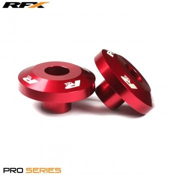 RaceFX Pro FAST Wheel Spacers Rear - Beta 250/300 RR 13-18, 400/450/498 RR 13-18 - Red