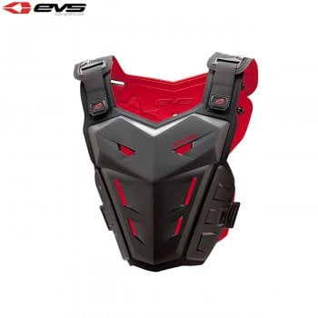 EVS Adults F1 Chest Protector - Black - One Size