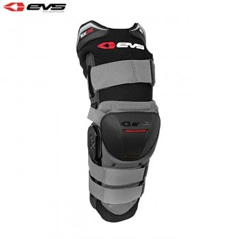 EVS Adults SX02 Knee Brace - Black - Single