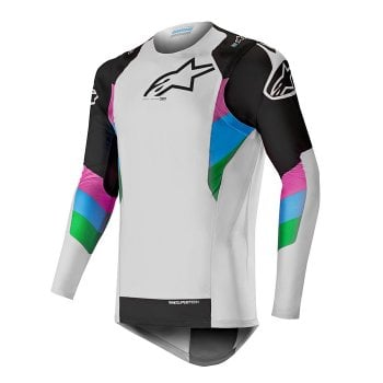 Adults 2019 Supertech Jersey LE Vision Cool Grey/ Black